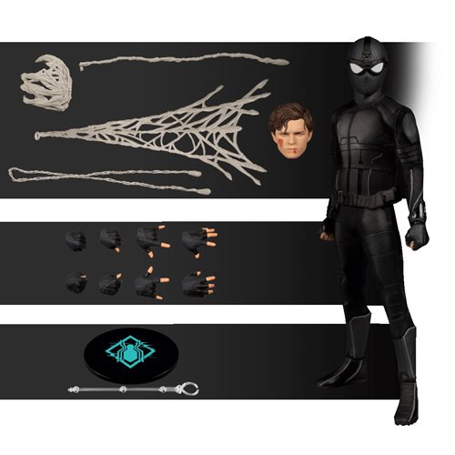 Spider-Man: Far From Home Stealth Suit One:12 Figure - PX