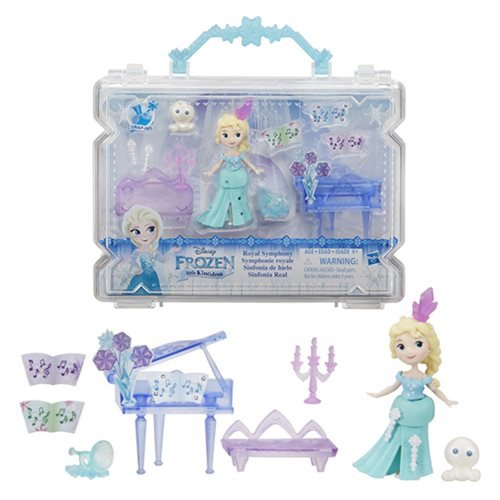 Frozen Little Kingdom Royal Symphony Dolls