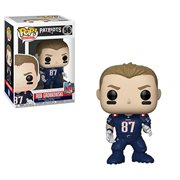 NFL Rob Gronkowski Patriots Color Rush Pop! Vinyl Figure #56
