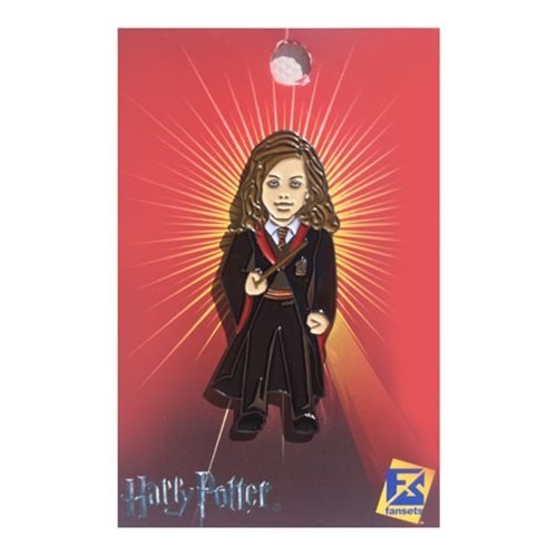 Harry Potter Hermione Granger Robe Pin