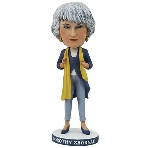 Golden Girls Dorothy Zbornak Bobblehead
