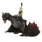 Game of Thrones Drogon with Daenerys 5-Inch Ornament