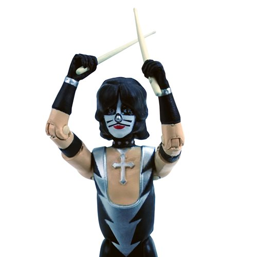 KISS Rock and Roll Over The Catman 3 3/4-Inch Action Figure Series 4