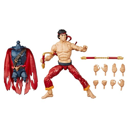 Spider-Man Marvel Legends 6-inch Shang Chi Action Figure