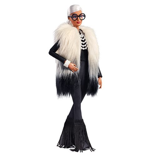 Barbie Styled By Iris Apfel Doll 1