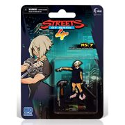 Streets Of Rage 4 Ms. Y Side-Scroller Pin Set