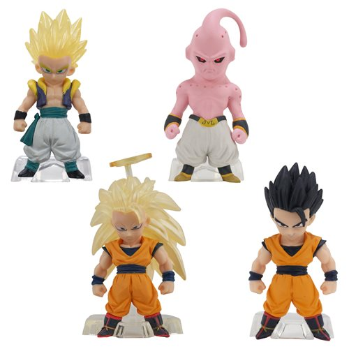 Dragon Ball Super Adverge Figures Box Set 2