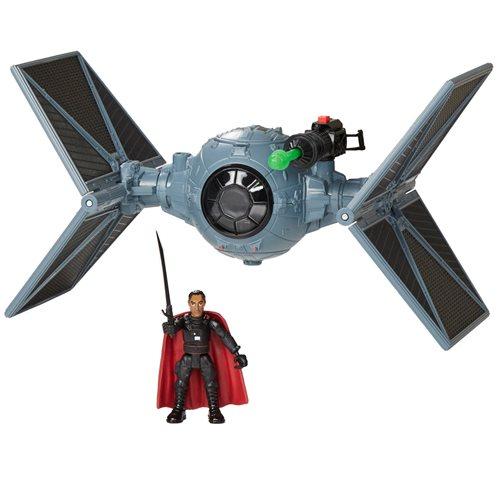 Star Wars Mission Fleet Stellar Class Outland TIE Fighter