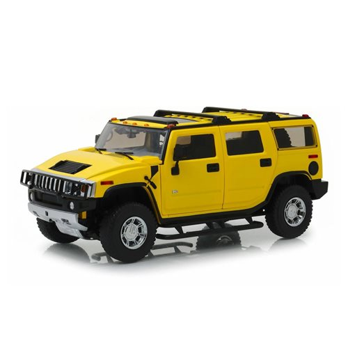 Entourage (TV Series) 2003 Hummer H2 1:18 Scale Die-Cast Metal Vehicle