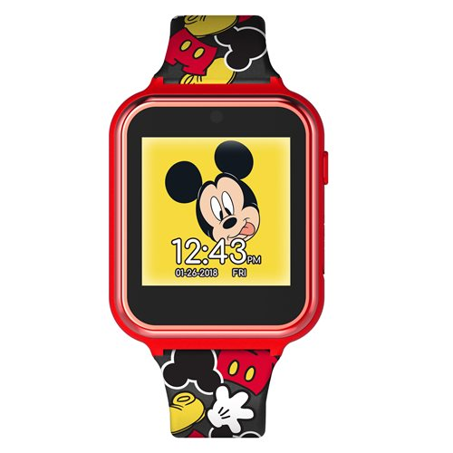 Mickey Mouse Interactive Child Smart Watch