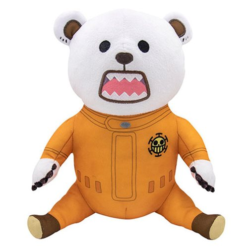 One Piece Bepo Rumbling 10-Inch Plush