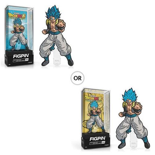 Dragon Ball Super: Broly Movie Super Saiyan God Super Saiyan Gogeta FiGPiN Enamel Pin