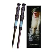 Harry Potter Dumbledore Wand Pen and Bookmark