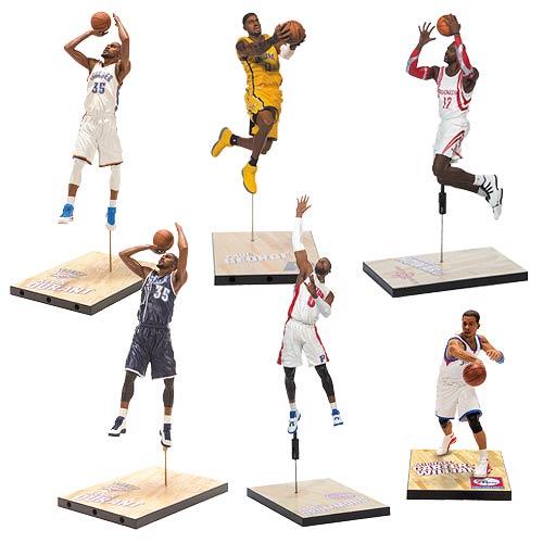1cbcf99812e1 NBA Series 25 Action Figure Case - Entertainment Earth