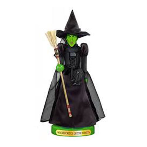The Wizard of Oz Wicked Witch 11-Inch Nutcracker