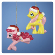 My Little Pony Figural Christmas Ornament Set