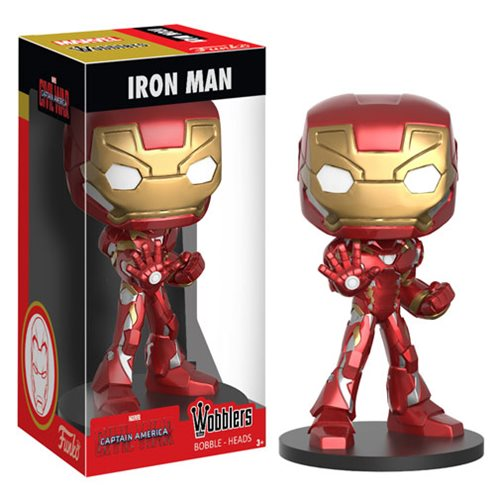 Captain America: Civil War Iron Man Bobblehead