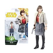 SW Solo Force Link Qi'Ra (Corella) Action Figure, Not Mint