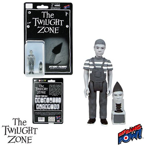 The Twilight Zone It's a Good Life Anthony Fremont 3 3/4-Inch Action Figure Series 2
