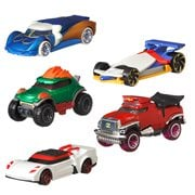 Hot Wheels Street Fighter Character Car Mix 1 Case