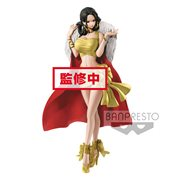 One Piece Boa Hancock Christmas Style A Glitter and Glamour Statue