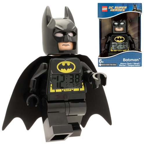 LEGO Batman Clock, Not Mint