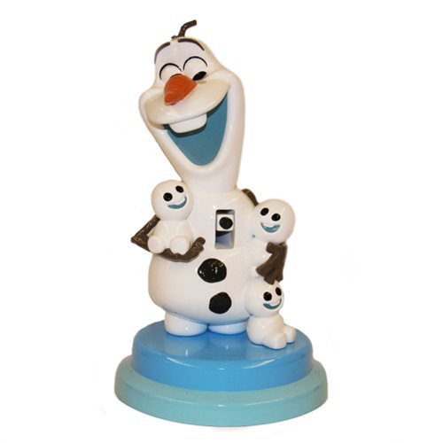 Disney Frozen Olaf 10 1/2-Inch Nutcracker