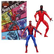 Marvel Legends Comic Packs Web Slingers Figures, Not Mint
