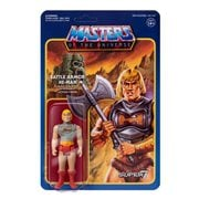 Masters of the Universe Battle-Damaged Armor He-Man ReAction Figure