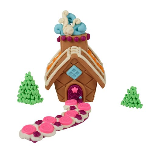 Play-Doh Builder Gingerbread House