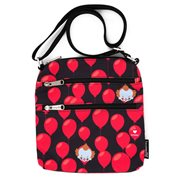 It Pennywise I Heart Derry Balloons Nylon Passport Bag