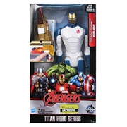 Avengers Titan Heroes Iron Man Deluxe Electronic Action Figure - Entertainment Earth Exclusive, Not Mint