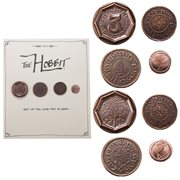 The Hobbit Shire Four Coin Set #1
