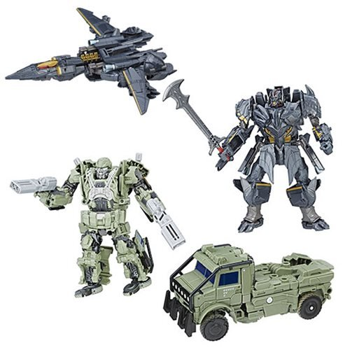 Transformers The Last Knight Premier Voyager Wave 2 Case