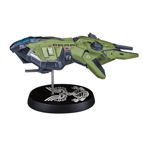 Halo: UNSC Vulture Ship Replica Statue