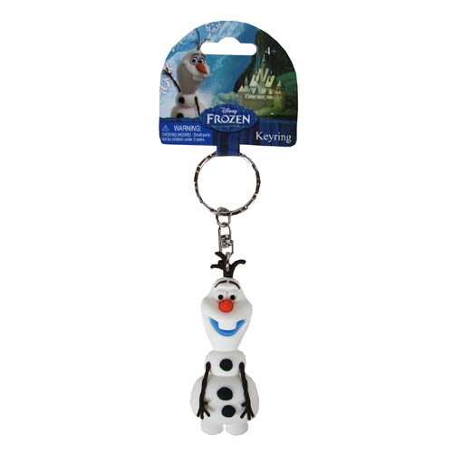 Disney Frozen Olaf 3-D Key Chain