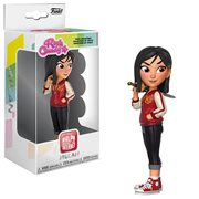 Wreck-It Ralph 2 Comfy Princess Mulan Rock Candy Vinyl Figure