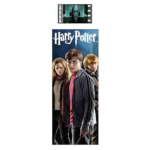 Harry Potter World of Harry Potter Series 6 Film Cell Bookmark