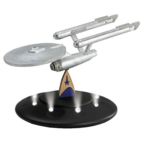 Star Trek USS Enterprise Die-Cast LE with Light