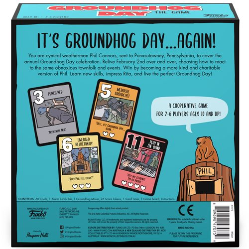 Groundhog Day Game