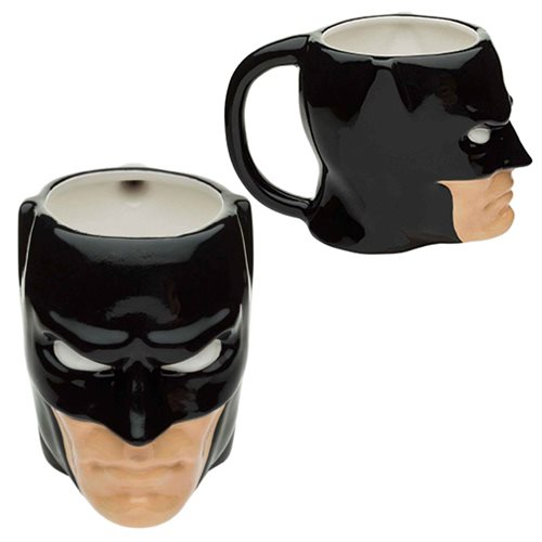 Batman Ceramic Molded Mug