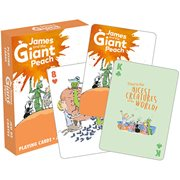 Roald Dahl James and the Giant Peach Playing Cards