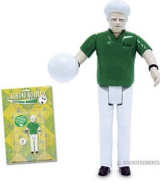 Albino Bowler Action Figure