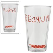 The Shining Redrum 15 oz. Glass