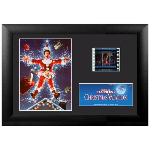 National Lampoons Christmas Vacation Series 1 Mini Film Cell
