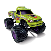Batman Joker Monster Truck 1:25 Scale Model Kit
