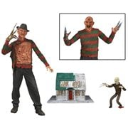 Nightmare on Elm Street 3: The Dream Warriors Ultimate Dream Warriors Freddy 7-Inch Scale Action Figure