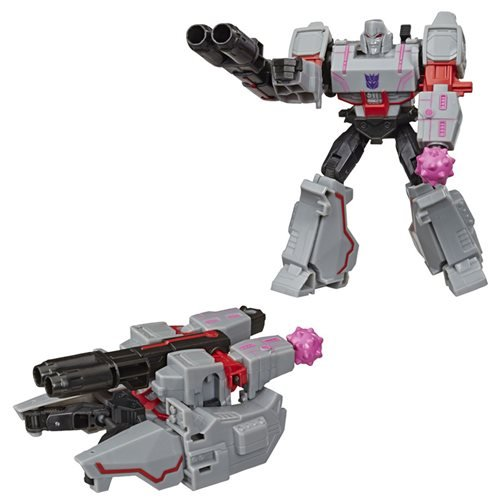 Transformers Cyberverse Warrior Megatron