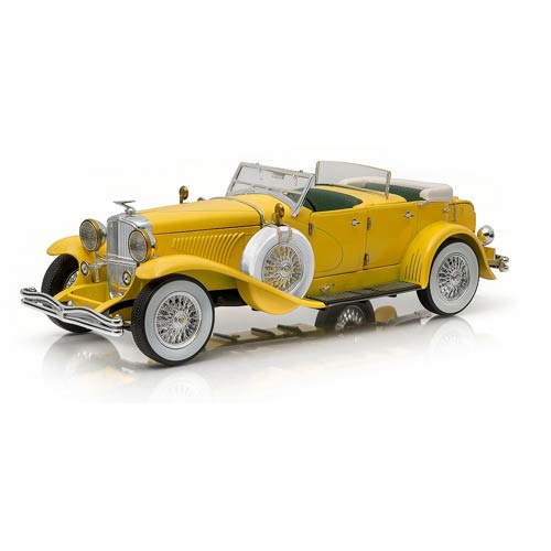 The Great Gatsby Duesenberg II SJ 1:18 Scale Die-Cast Metal Vehicle