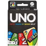 Uno 50th Anniversary Edition Card Game
